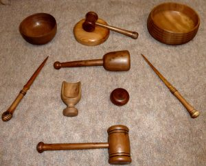 yew-woodturnings